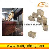 Hoogwaardig diamantsegment voor betongranietmarmer