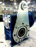 Tipo reductores de Motovario de velocidad de aluminio del engranaje de gusano del caso