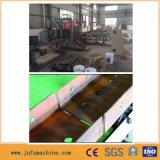 CNC het Ponsen die van het Staal van de Hoek Scherende Lijn merken