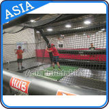 Training에 Kids Hitting Skill를 위한 팽창식 Batting Cage Tent