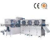 Qualitäts-halbautomatische 5 Gallonen-Flaschen-Waschmaschine