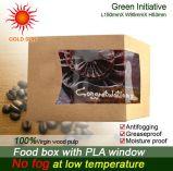 Embalagem de alimentos Caixas de papel com janela de proteção