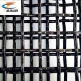 Engranzamento de fio elevado da tela da mineração do carbono de 65 manganêses
