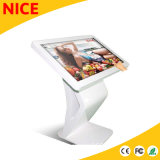 Fashionable Intergrated 55 Inches Touch Screen Kiosk for Badly Advertizing
