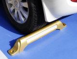 Het Einde van de Auto van de Veiligheid van de Separator van het Parkeren van het Einde van het Wiel van het Parkeren van de Auto van het aluminium
