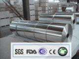 Alliage 8011-0 11 microns de 290mm de largeur de restaurant de papier d'aluminium d'utilisation