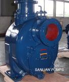 Pompa ad acqua autoadescante resistente dei rifiuti