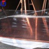Медь лист, медные пластины C11000, C10200