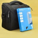 Индивидуальные электронные устройства банка упаковке бумаги