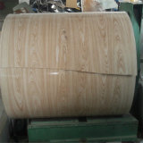 PPGI Prepainted оцинкованной стали катушку, дерево и камень цвета стали катушки PPGI