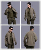8 Farben-taktischer Militär-Kleidungs-Kommandant Officer Jacket + kurze Hose