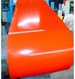 El color de PPGI/PPGL cubierto galvanizó la bobina de la hoja de acero PPGI