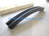 Trilho de guia plástico resistente industrial do PA do nylon da trilha para a roda do rolo