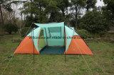 Tenda di campeggio esterna di Familly delle 6 persone