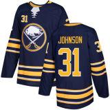 Barato 2018 Nova Marca Ad Mens Senhora Kids Buffalo Sabres 54 Brycen Martin 8 Casey Nelson 33 Jason Kasdorf Chade Johnson Blue Custom Hockey camisolas
