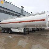 2017 Kraftstoff-Tanker-LKW-Schlussteil des Dieselöl-3 der Wellen-40000liter