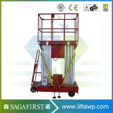 8m на вьсоте укомплектовывают личным составом подъем человека подъема Platform/6m воздушный вертикальный