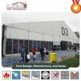 tienda grande de la feria profesional de la tienda de la demostración de los 40X80m con diseño especial