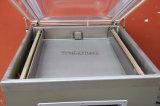 Machine d'emballage sous vide de saucisse de couverture en verre