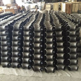 JIS B2311 90 Degree Seamless Elbow carbon Steel beeps to pipe fitting