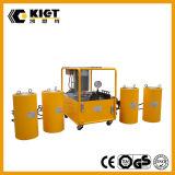 Cilindro idraulico di grande tonnellaggio sostituto del doppio da 1000 tonnellate alto