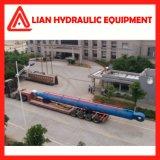 Cilindro hidráulico da pressão média com aço de carbono