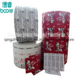 Embalaje de médicos de papel de aluminio para la almohadilla de alcohol