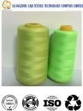 Caldo-Vendita del filetto tinto 100% del filato cucirino della tessile del ricamo del poliestere 120d/2