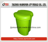 Moulage en plastique de poubelle de forme d'Apple