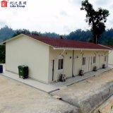 Coût inférieur préfabriqué bâtiment préfabriqué Camp de travail de bureau