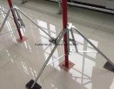 Hlai Lai Mei SpitzenQuaility galvanisiertes Stahlbaugerüst-Stütze-System
