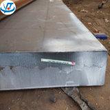 10mm NM500 résistant à l'usure de la plaque cible pour le club
