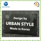 As etiquetas tecidas personalizadas Sew na roupa (JP-CL047)