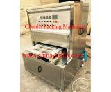 Type vertical automatique machine pneumatique de cachetage de plateau