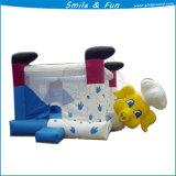 Aufblasbarer springender Schloss-Minischlag für Kinder