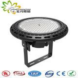 5-8 anni di UFO LED Highbay 150W chiaro, illuminazione industriale del UFO LED, illuminazione industriale della garanzia 130lm/W della baia del LED Hig