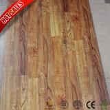 Australia impermeable de acabado de espejo de madera de teca suelo laminado