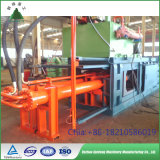 L'avance machine puisage de conception/carton/Mini compacteur de la ramasseuse-presse en carton