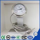 De lange BimetaalThermometer van de Druk van de Aansluting met Ce