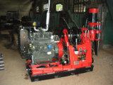 Los equipos de perforación de núcleo ingeniería geotécnica de la máquina (XY-300).