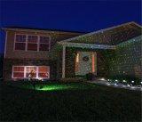 찬 저항하는 옥외 크리스마스 불빛, Laser 별 정원 빛