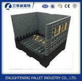 Grande contenitore di plastica piegante del pallet della Cina per industria di automobile