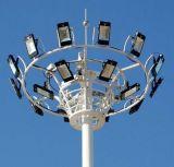 Streeting 점화 영사기를 가진 직류 전기를 통한 높은 돛대 폴란드