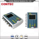 ECG, arythmie, IBP, respiration, simulateur de patient de multiparamètre de Temprature-Contec