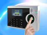 Sistema biométrico de atendimento ao tempo de impressão digital (3000TC)
