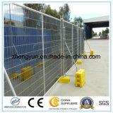 Fábrica provisória móvel provisória da cerca do cerco de segurança do Au