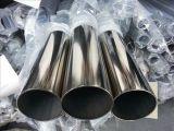 Estructura de acero inoxidable tubos