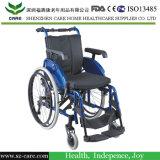 車椅子のタイプおよびリハビリテーション療法の供給の特性の調節可能なアルミニウム横たわる椅子