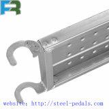 Plancia d'acciaio galvanizzata 250*50 della camminata di gatto per l'armatura