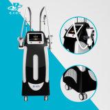 La celulitis gorda del rodillo del vacío trabaja a máquina la máquina de Velashape de la pérdida de peso de la cavitación